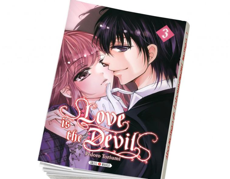 Abonnement Love is the Devil tome 3