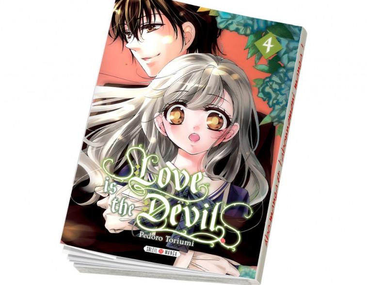 Abonnement Love is the Devil tome 4