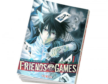 Friends Games T1