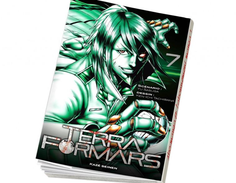 Abonnement Terra Formars tome 7
