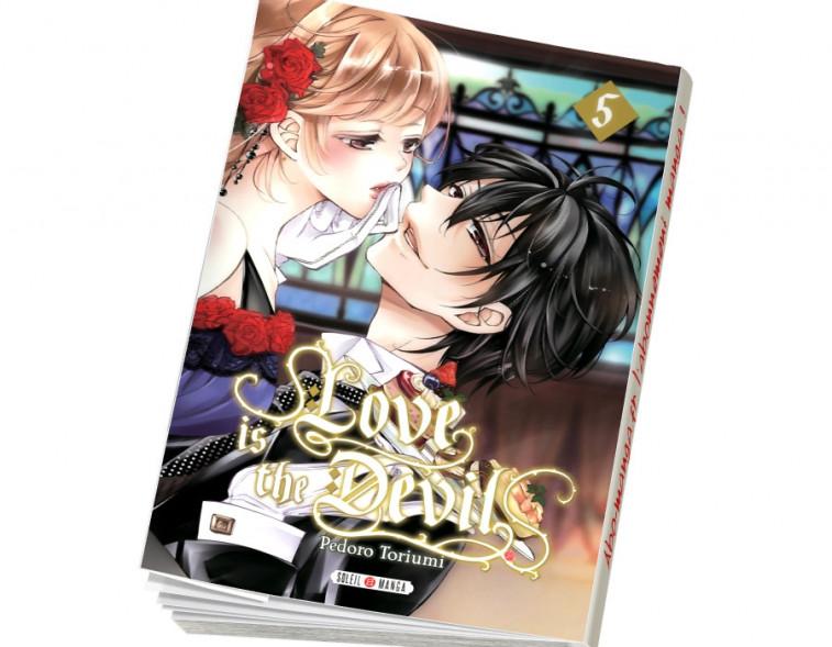 Abonnement Love is the Devil tome 5
