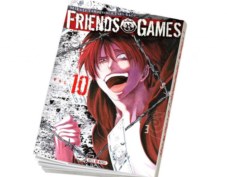 Abonnement Friends Games tome 10