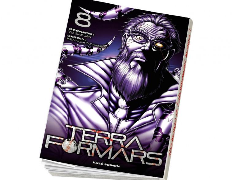 Abonnement Terra Formars tome 8
