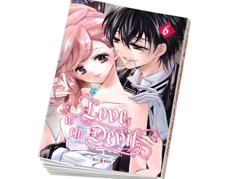 Abonnement Love is the Devil tome 6