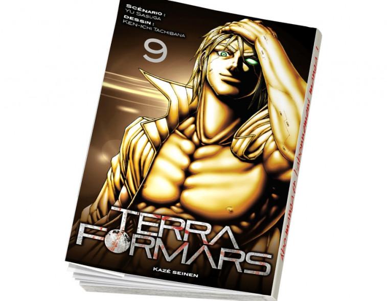 Abonnement Terra Formars tome 9