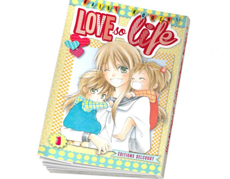 Abonnement Love so life tome 1