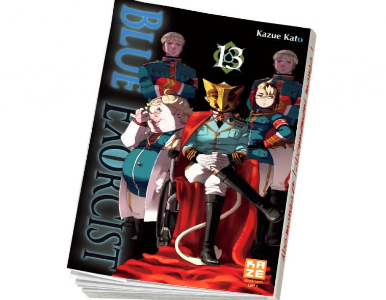 Abonnement Blue Exorcist tome 13