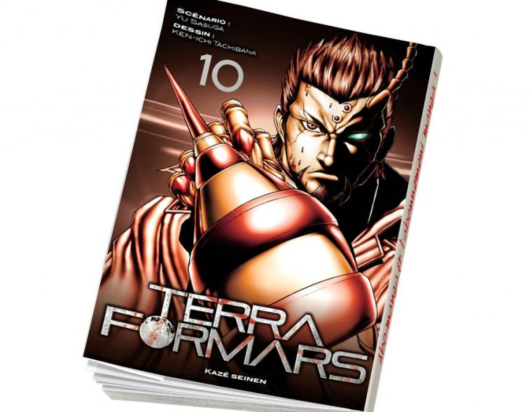 Abonnement Terra Formars tome 10