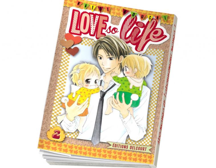 Abonnement Love so life tome 2