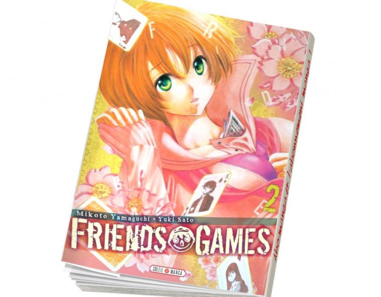 Abonnement Friends Games tome 2