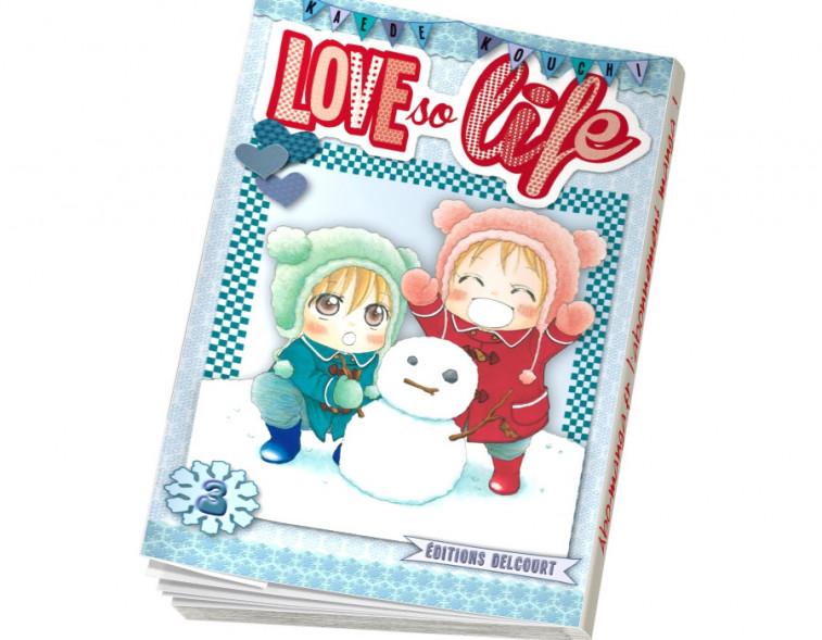 Abonnement Love so life tome 3