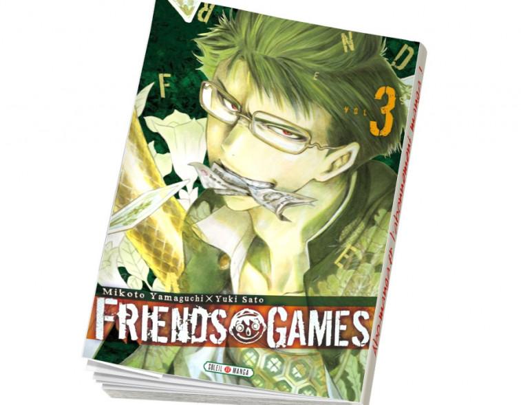 Friends Games T3