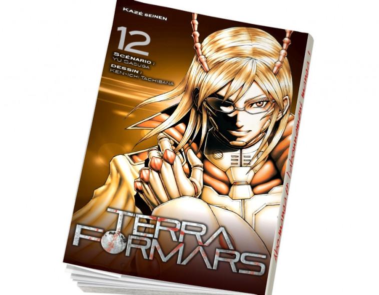Abonnement Terra Formars tome 12