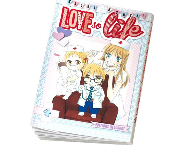 Abonnement Love so life tome 4