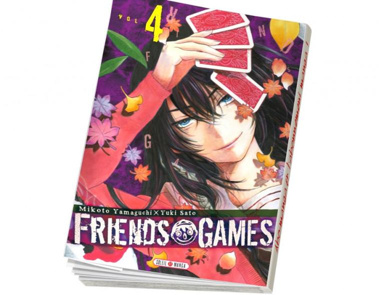 Abonnement Friends Games tome 4
