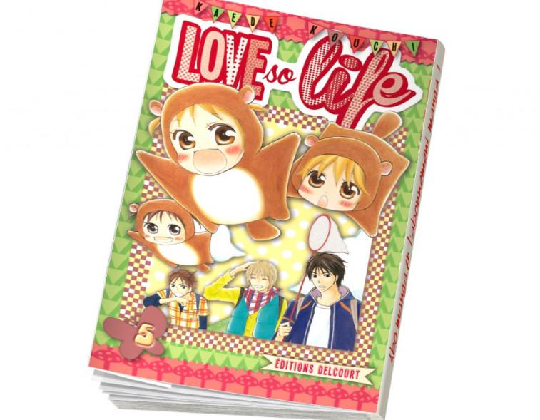 Abonnement Love so life tome 5
