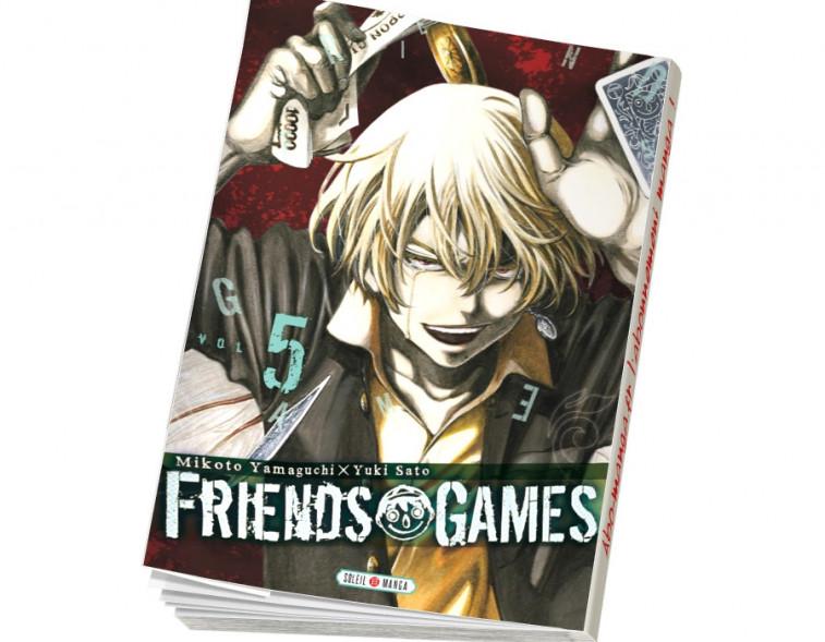 Abonnement Friends Games tome 5