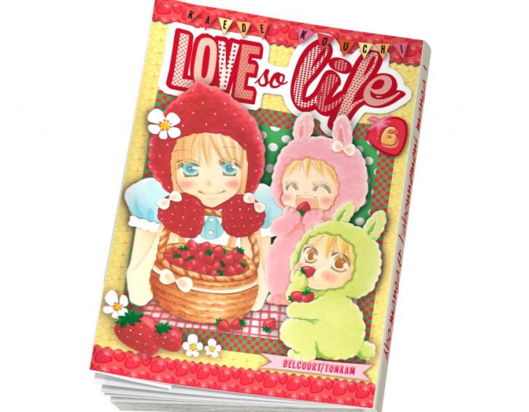 Abonnement Love so life tome 6