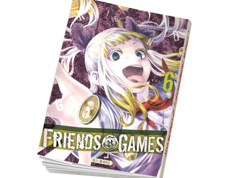 Friends Games T6