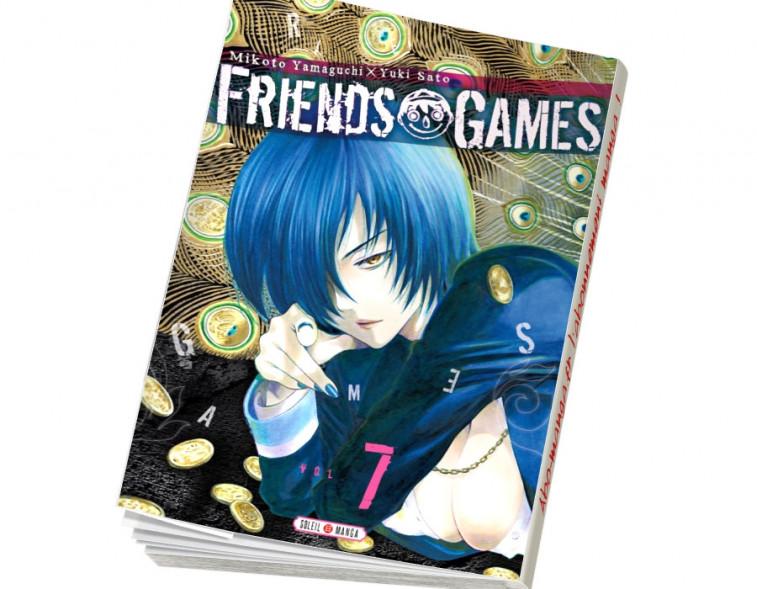 Abonnement Friends Games tome 7