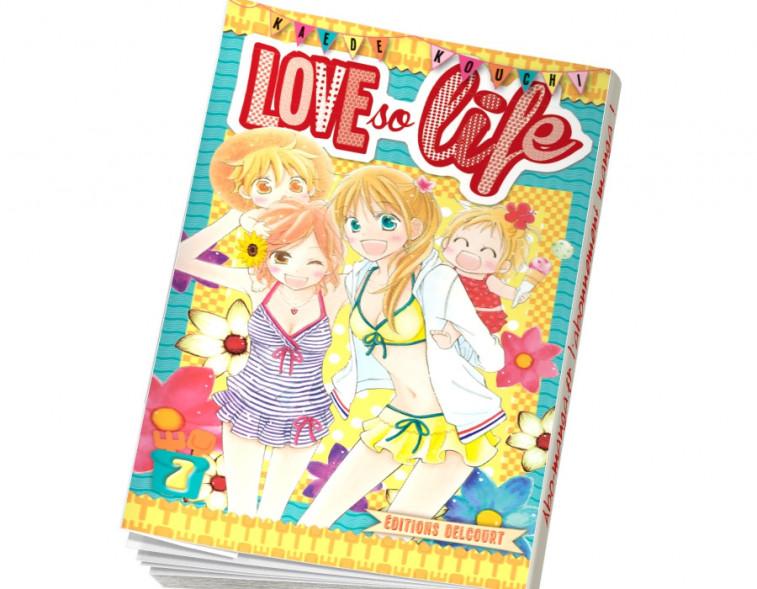 Abonnement Love so life tome 7