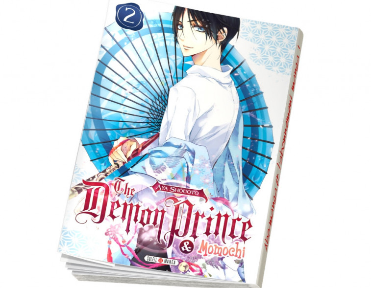 Abonnement The Demon Prince and Momochi tome 2