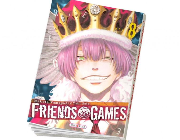 Abonnement Friends Games tome 8