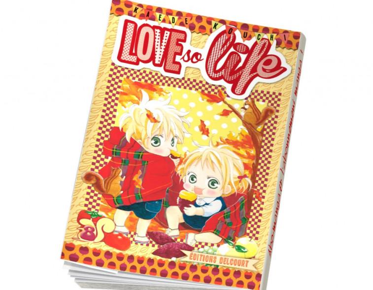 Abonnement Love so life tome 8