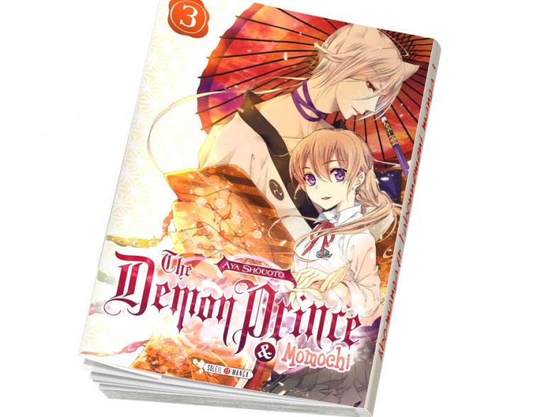 Abonnement The Demon Prince and Momochi tome 3
