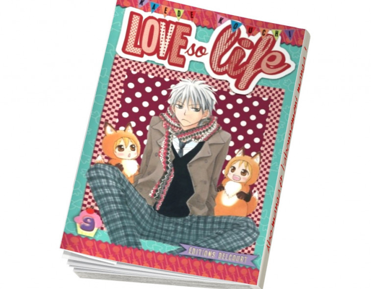 Abonnement Love so life tome 9