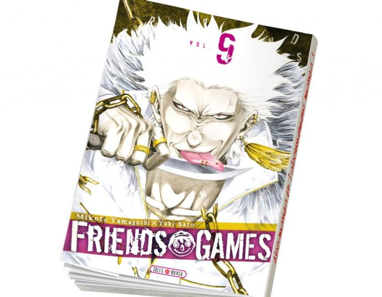 Abonnement Friends Games tome 9