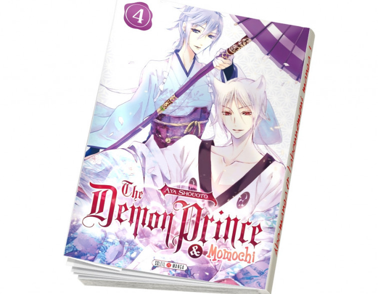 Abonnement The Demon Prince and Momochi tome 4