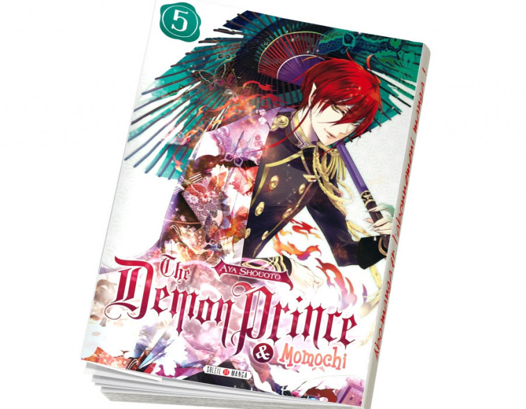 Abonnement The Demon Prince and Momochi tome 5