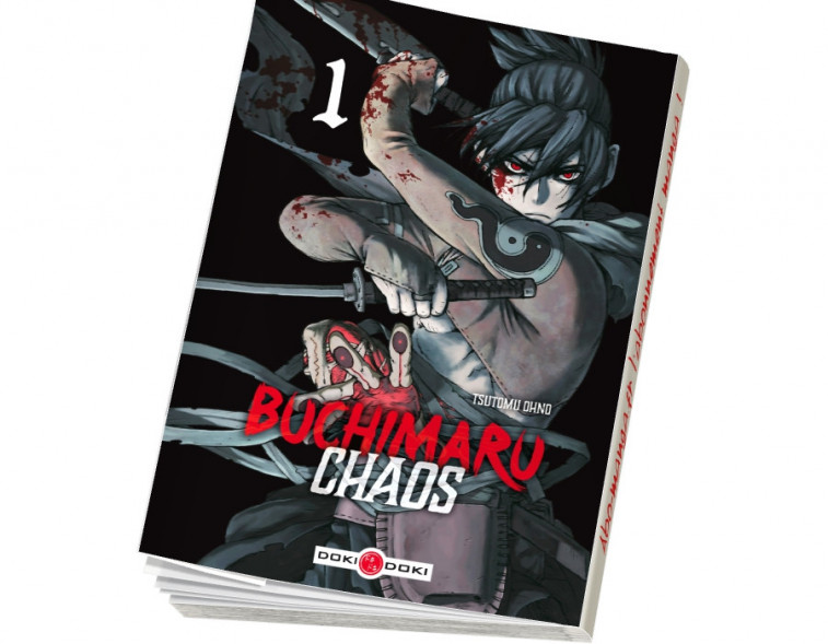 Abonnement Buchimaru Chaos tome 1