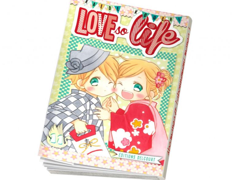 Abonnement Love so life tome 11
