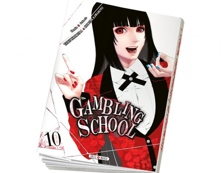 Abonnement Gambling School tome 10