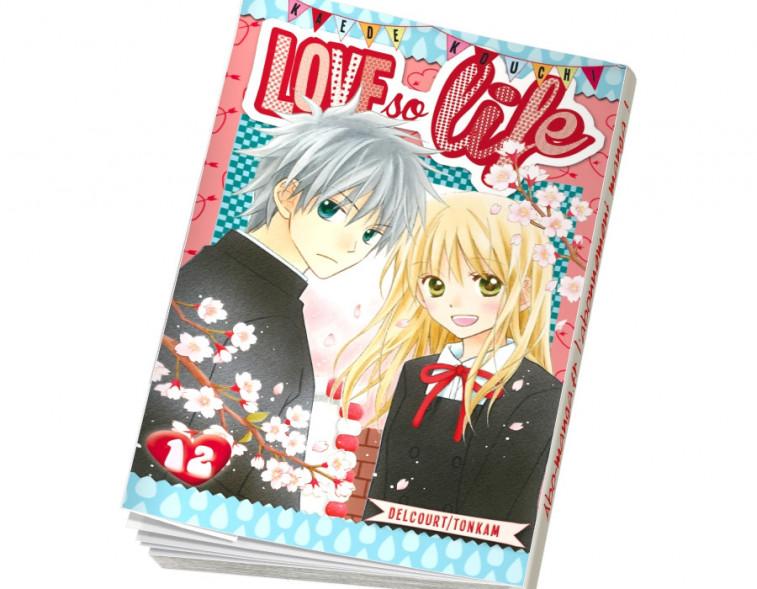 Abonnement Love so life tome 12