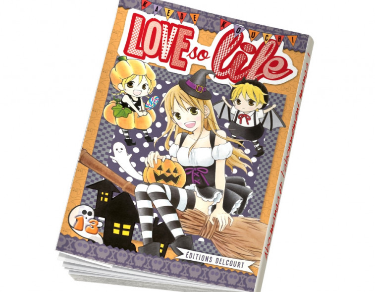 Abonnement Love so life tome 13