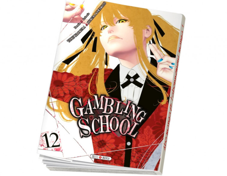 Abonnement Gambling School tome 12