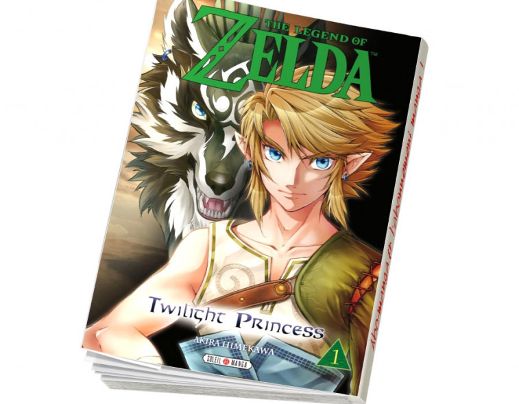 Abonnement The Legend of Zelda - Twilight Princess tome 1