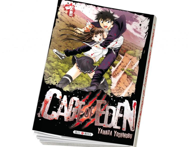 Abonnement Cage of Eden tome 1