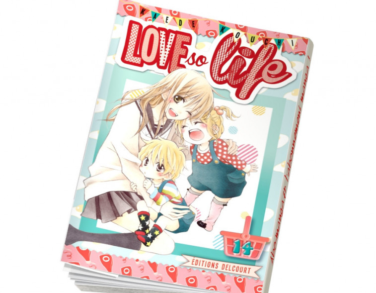 Abonnement Love so life tome 14