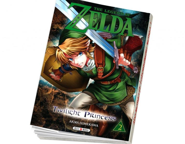 Abonnement The Legend of Zelda - Twilight Princess tome 2