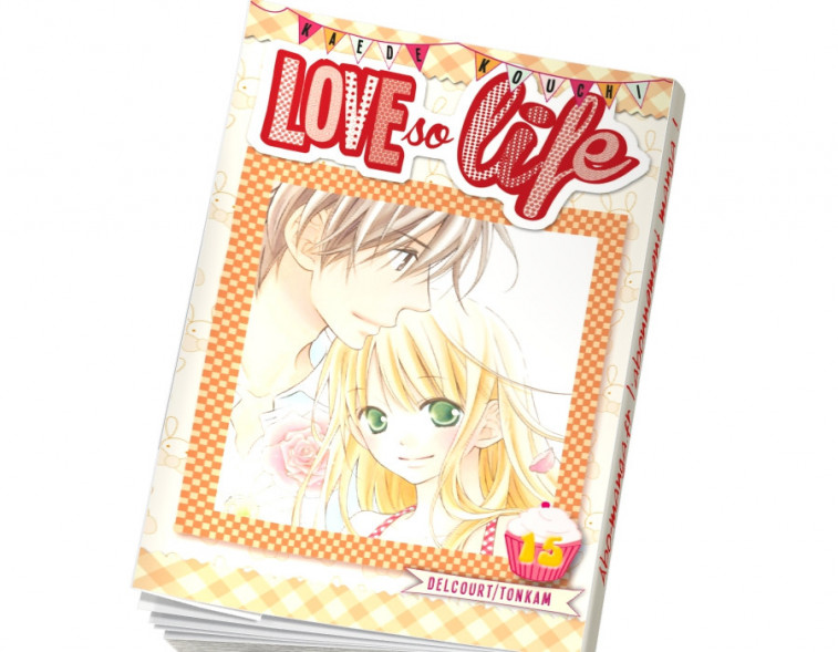 Abonnement Love so life tome 15