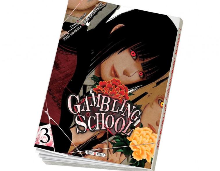 Abonnement Gambling School tome 3