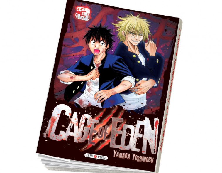 Abonnement Cage of Eden tome 3