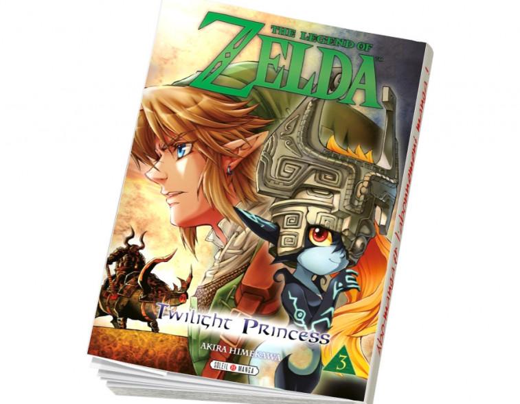 Abonnement The Legend of Zelda - Twilight Princess tome 3