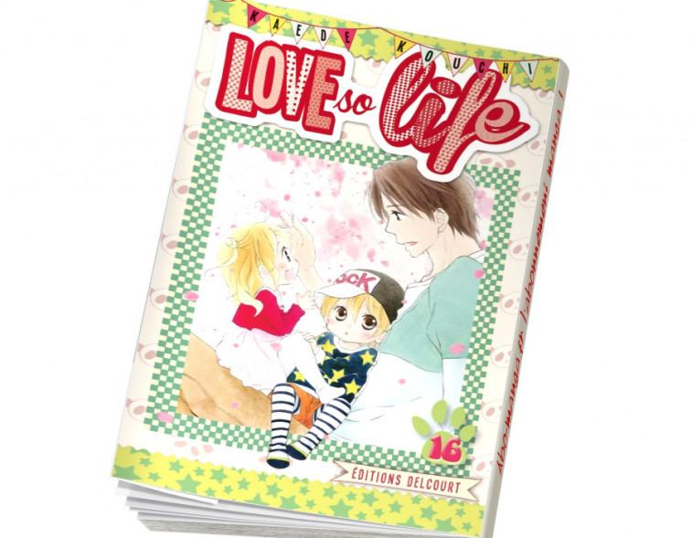 Abonnement Love so life tome 16
