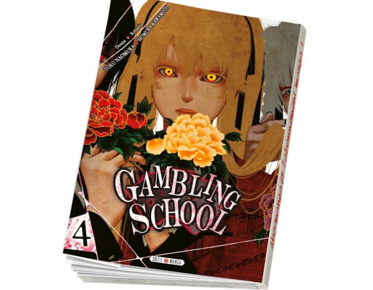 Abonnement Gambling School tome 4