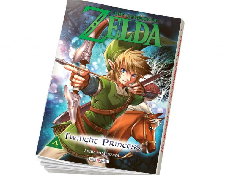 Abonnement The Legend of Zelda - Twilight Princess tome 4